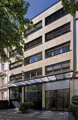 Bürogebäude FFM