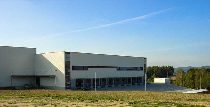 Logistikzentrum Lorenz
