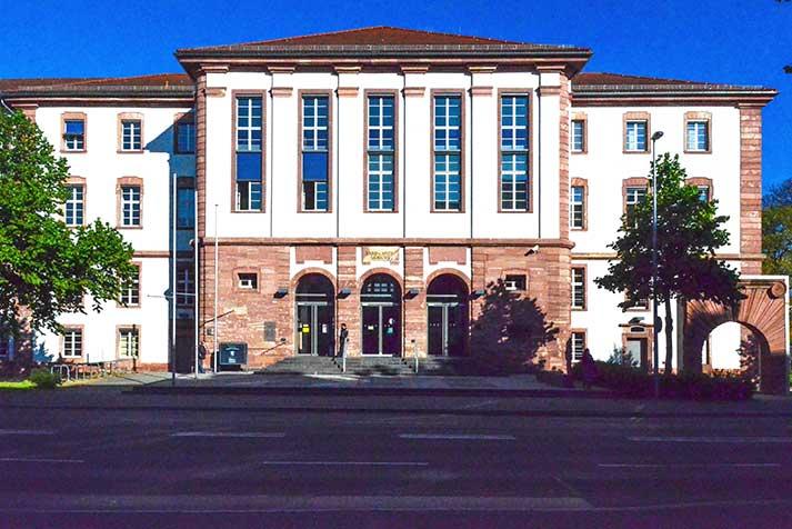 Land- und Amtsgericht Hanau