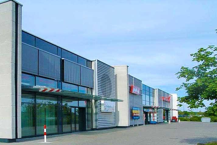 Fachmarktzentrum Würzburg